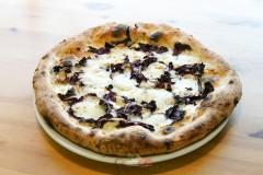 Pizza Bufala e Radicchio